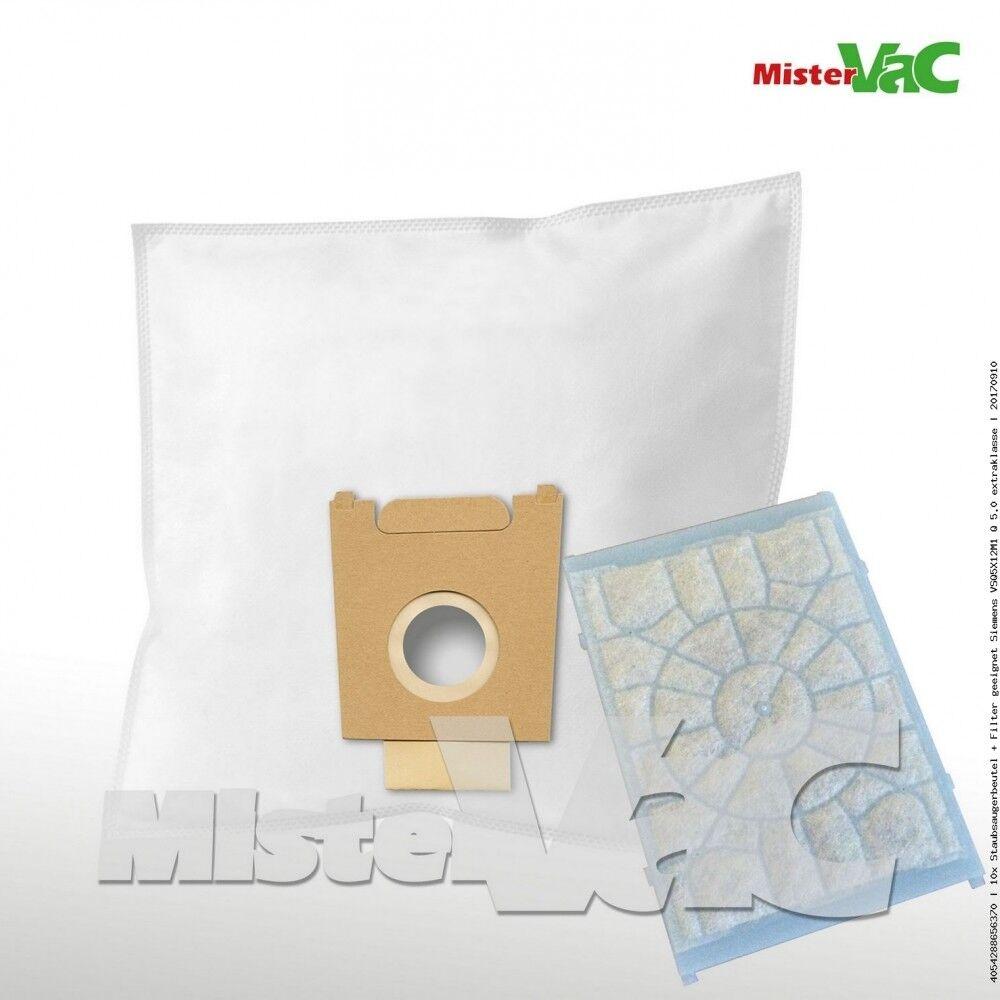 filter für staubsauger siemens extraklasse