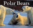 Polar Bears 2017 Norbert Rosing Firefly Books Calendar 9781770856776