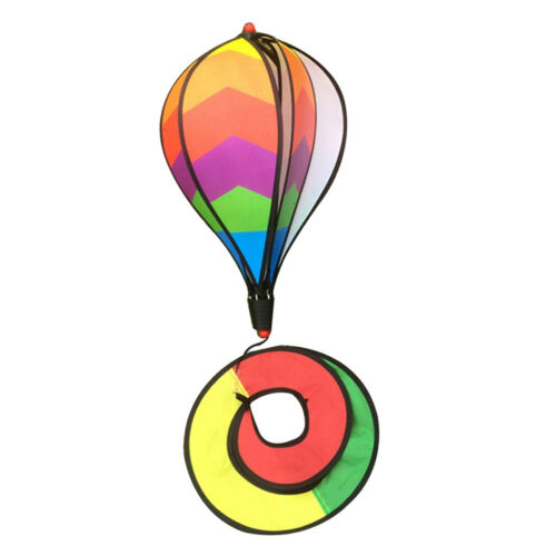 "2 x 70cm Windsock Flag Spinner Carp Streamer+55/"" Hot Air Balloon Windsock"