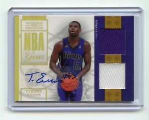 2009-10-NATIONAL-TREASURES-TYREKE-EVANS-AUTO-RC-29-30
