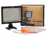 Universal YN-160S LED Light Lamp Hot shoe Panel for DV Camera Video Camcorder