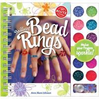 Brilliant Bead Ring Craft Activity Kit Jewelry Klutz Girls Kids Set Art Seed