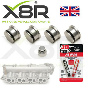 Inlet Manifold Swirl Blanks Replace for Alfa Romeo Fiat Vauxhall SAAB 1.9 Z19DTH