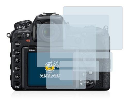 Nikon D500 Anti-Scratch 3 x BROTECT® AirGlass® Premium Glass Screen Protector