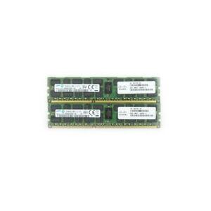 32GB 2x16GB Samsung 2Rx4 PC3L-12800R M393B2G70DBO CISCO 162RX