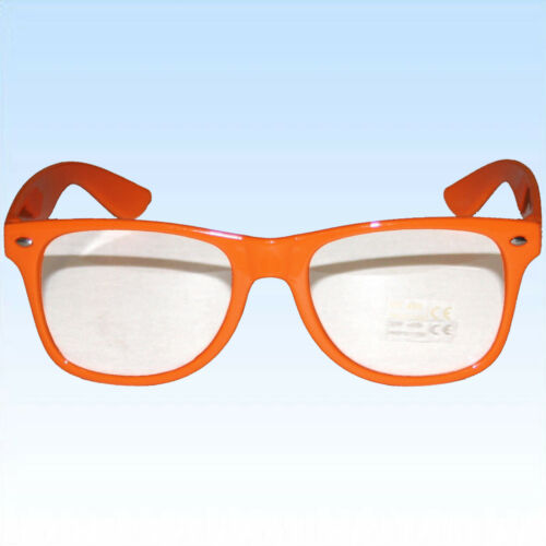Partybrille mehrere Farben Komplettbrille Alltagsbrille Brille für Partys