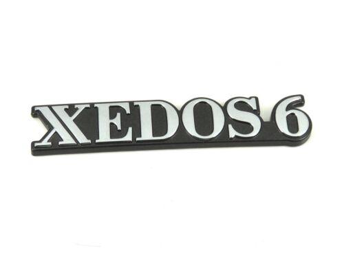 Genuino Nuevo Mazda Xedos 6 Boot placa POSTERIOR TRONCO EMBLEMA Xedos 6 1992-1996