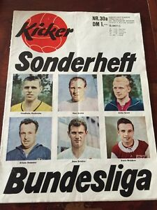 bundesliga 1963/64