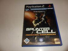 PlayStation 2  PS 2  Tom Clancy's Splinter Cell - Pandora Tomorrow (7)