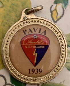 Medaglia Comitato Coordinamento Clubs Genoani Collezione Genoa Calcio