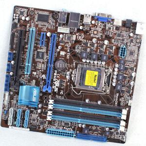 Details about ASUS Motherboard P8H67-M, LGA 1155/Socket H2, Intel H67(B3)  Chipset, DDR3 Memory