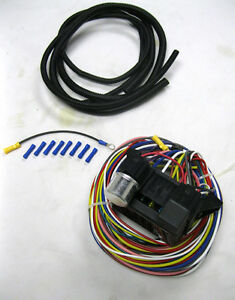 s l300 12 circuit universal wire harness muscle car street hot rad rod universal wire harness at edmiracle.co