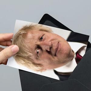 Boris Johnson's Face Photo - 6x4 inch - Un-signed - with ...