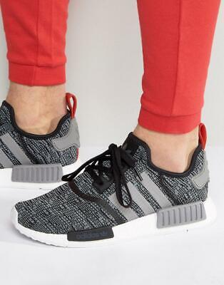 Details about NEW ADIDAS NMD R1 GLITCH CAMO RUNNING SHOES BLACK GREY BB2884 MENS SIZE 8.5