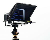 Glide Gear Tmp 100 Universal Tablet Smartphone Camera Teleprompter 70/30 Glass