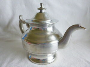 Woodbury Pewterers Tea Pot Henry Ford Museum Greenfield Village