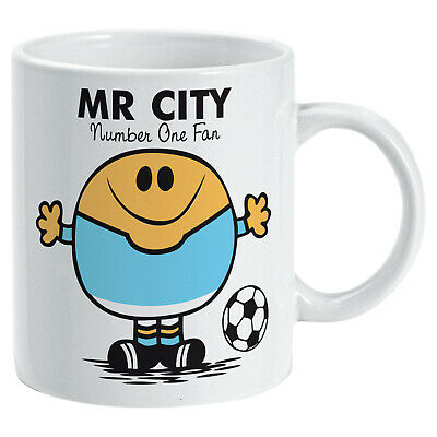Personalised Mug Manchester United Hull City Leeds United Chelsea Football Fan