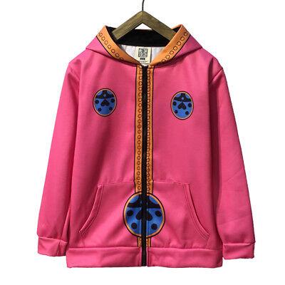 Anime Hellsing Alucard Unisex Long Sleeve Hoodie Coat Pullover Tops S-3XL#G293