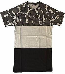 Friend-or-faux-Men-039-s-T-Shirt-034-Gamo-Grey-034-New