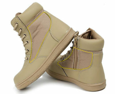 Kids Child US Army SWAT Tactical Combat Boots Boys Girls Military Outdoor Shoes