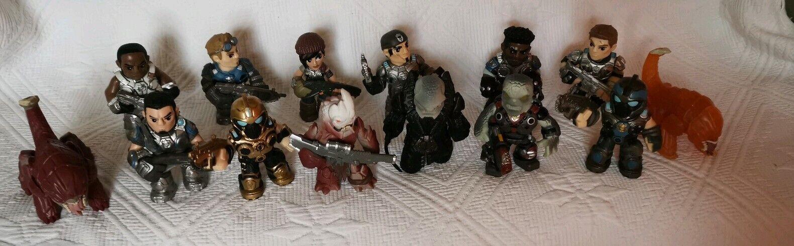 Diverdeimentoko Gears of War Mystery  Minis x14  nuova esclusiva di fascia alta