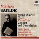 Taylor:Kammermusik von Lowbury Piano Trio,Schidlof Quartet,BBC Sym.Orch. (2006)