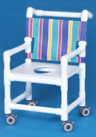 Pediatric/child/youth Shower Chair Pd Sc25 Fs-confetti Stripe