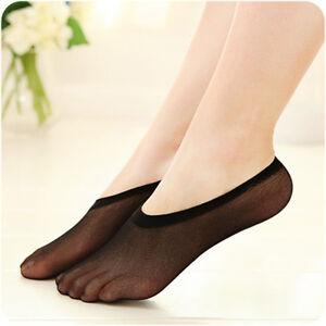 6-Paar-Frauen-Sommer-Socken-Kurze-Low-Cut-Unsichtbare-Crew-Knoechel-Hohe-Socken