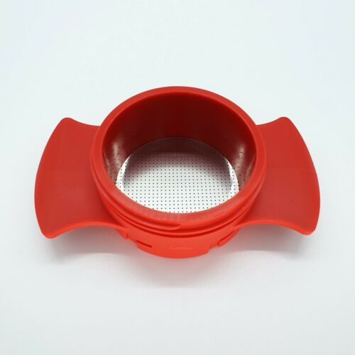 Cafflano Parts For Kompresso Piston Handle Chamber Filter Basket Scoop Cup
