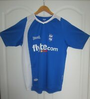 Birmingham City Official Soccer Jersey / Football Shirt Adult Size Small