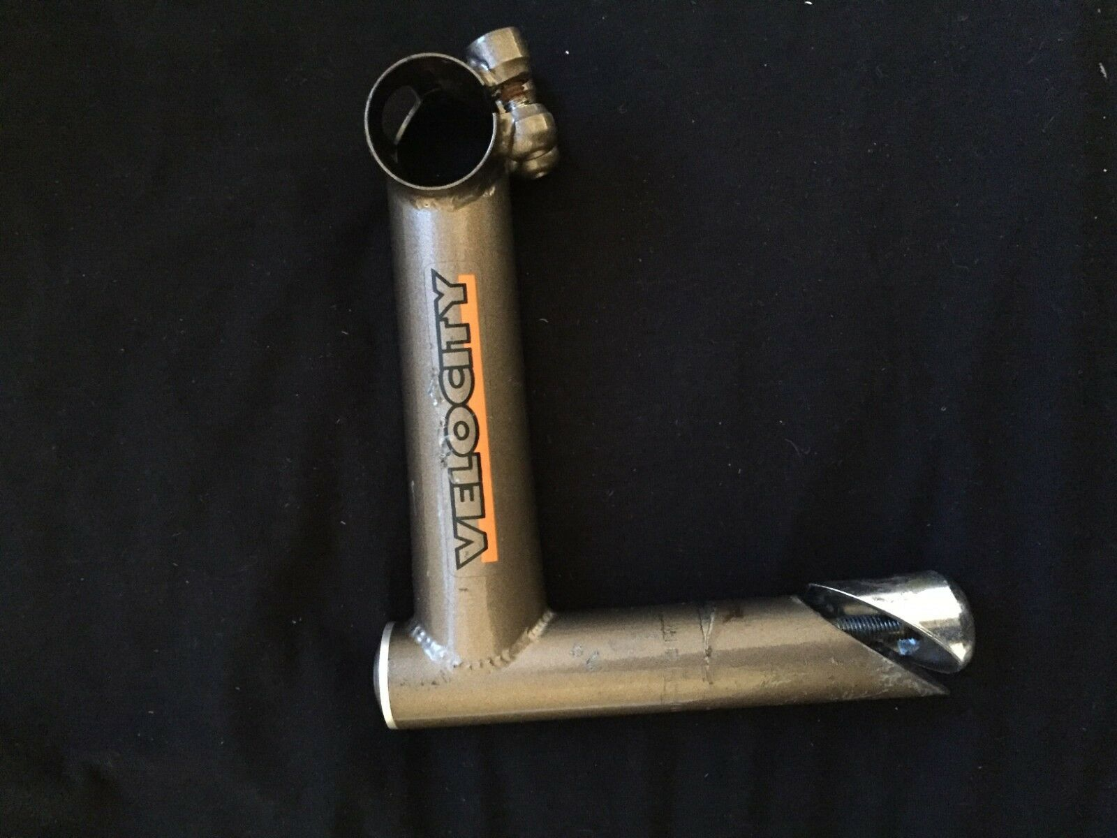 Vintage Kona Velocity 1 1 8  quill stem  130mm  25.4 steel retro 90s MTB