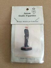 Sarum Studio 54mm Modern British RN Royal Marines Officer 1991 Metal Figurine