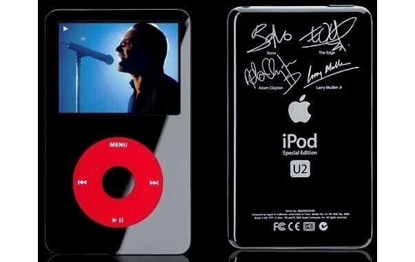 iPod, U2 Special Edition, 30 GB