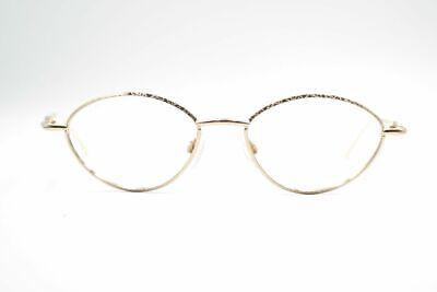 Dedito Vintage Owp Design 1539 331 52 [] 18 135 Oro Ovale Occhiali Eyeglasses Nos-mostra Il Titolo Originale Prezzo Basso