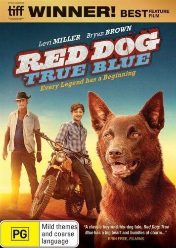 1 of 1 - Red Dog - True Blue (DVD, 2017)