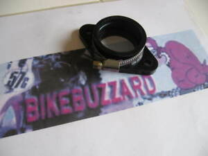 Details about Husqvarna Intake Boot for 36mm or 38mm Mikuni Carb NEW!