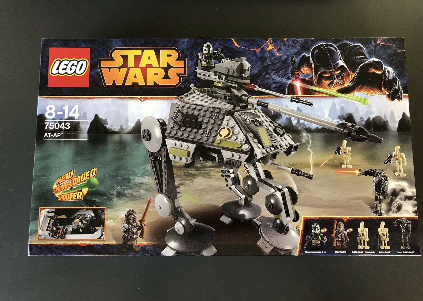 LEGO StarWars AT-AP (LEGO 75043) - ungeöffnet - neu neu neu ac2f75