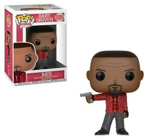 Movies: Funko Pop Baby Driver Baby Driver 2018, Toy NUOVO