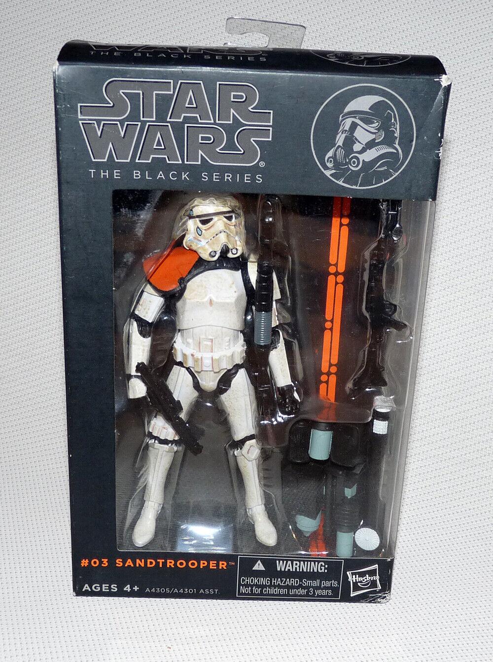 Hasbro Hasbro Hasbro Star Wars Series 1 Sandtrooper Action Figure e6df1b