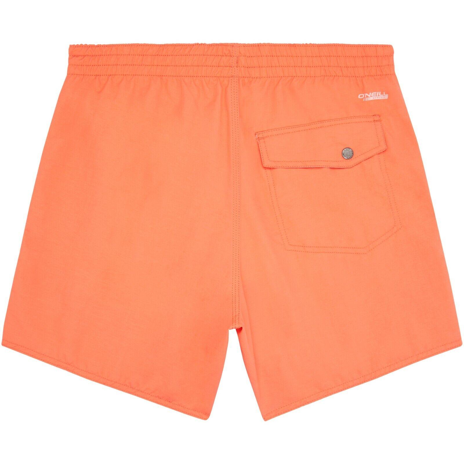 O'NEILL MENS SWIM SHORTS.Grün Orange Orange Orange HYPER DRY LINED SWIMMING BOARDIES 9S 24 25  | Shop  bade6d