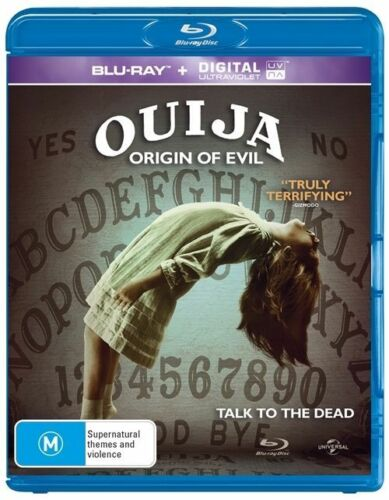 1 of 1 - Ouija - Origin Of Evil (Blu-ray, 2017)