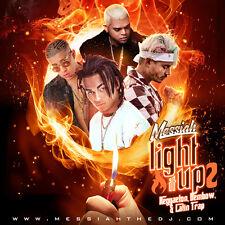 New 2017 Light It Up 2 Reggaeton Latin PARTY Mixtape CD Dembow Ozuna Bad Bunny