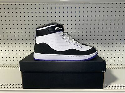 Air Jordan KO 23 White Dark Concord Mens Basketball Shoes ...