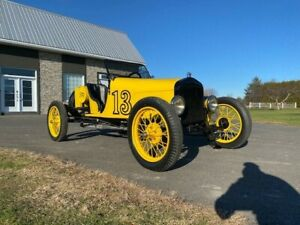 1921 Ford Model T Tribute CUIR ROUES EN ALLIAGE
