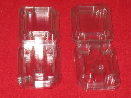 10 pieces//package Clamshell Case Intel 775 775 1155 1156 socket CPU Box 771