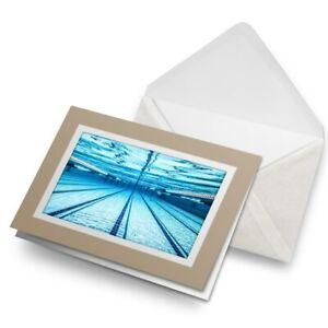 Greetings-Card-Biege-Cool-Underwater-Swimming-Pool-15747