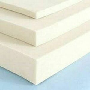 Details about High Density Upholstery Foam CUT TO SIZE Seating Pad Caravan Cushions Bar
