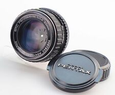 SMC Pentax-M 50mm F1.4 Prime Lens P K-Mount