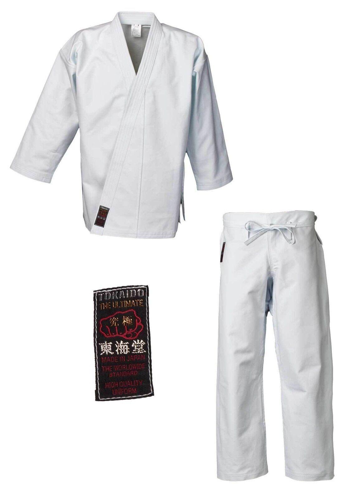 Karategi Tokaido Ultimate 12OZ MADE IN IN IN JAPAN Karate Anzug Karateanzug 803e4d