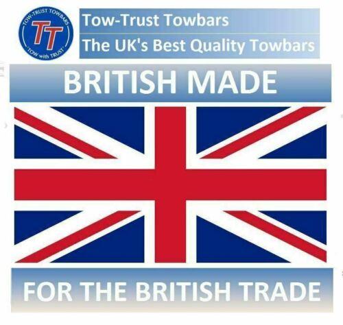 Swan Neck Towbar Peugeot 308 Hatchback II 5 Door Tow-Trust TPUG11SN UK MADE